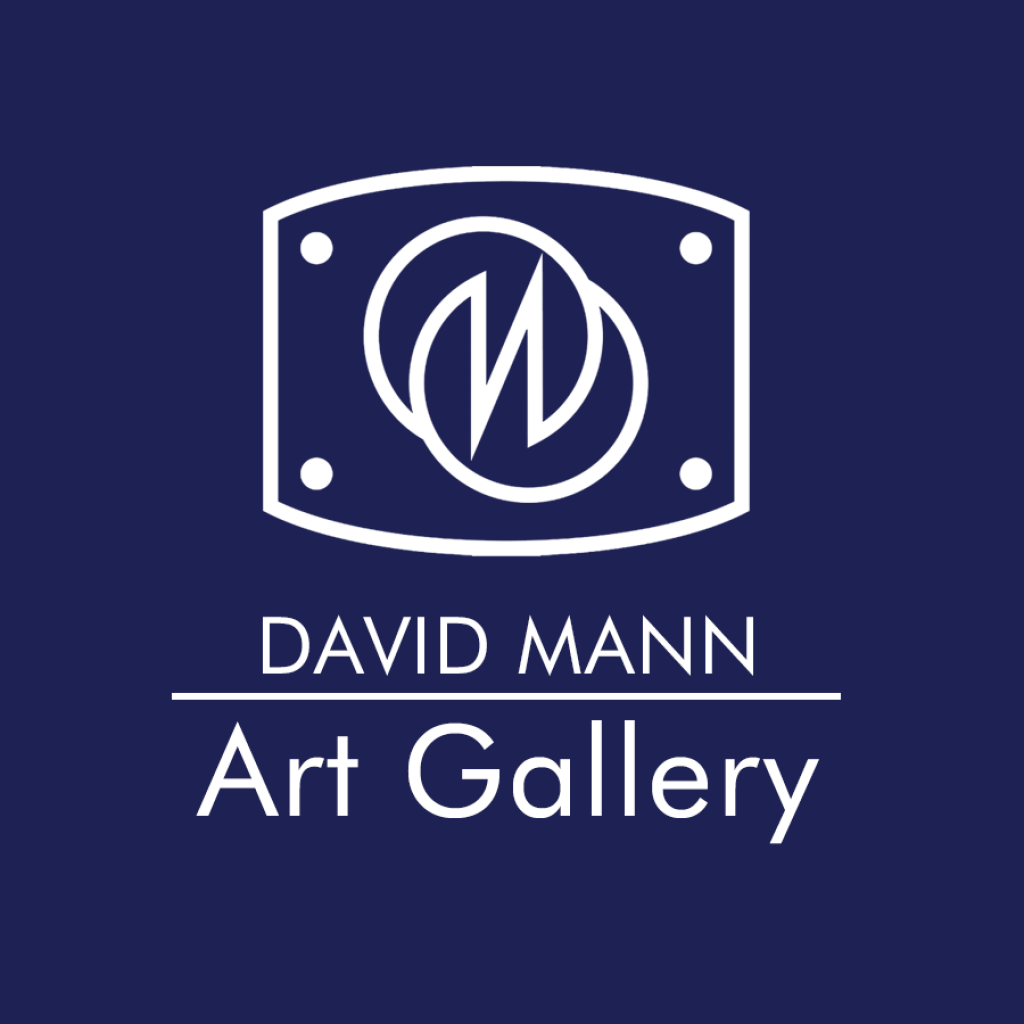 Logo de David Mann Art Gallery à Liège