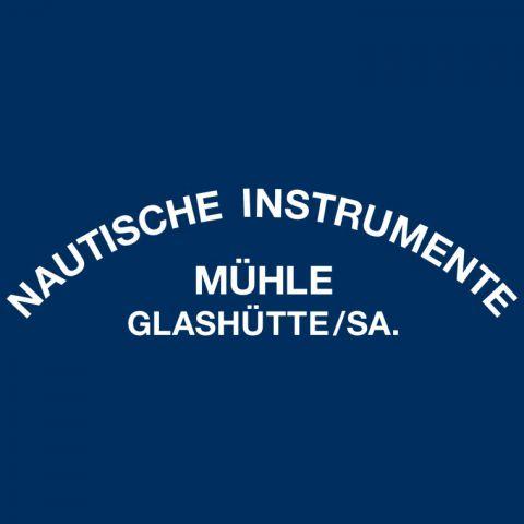 Logo Mühle Glasshütte Nautische Instrumente